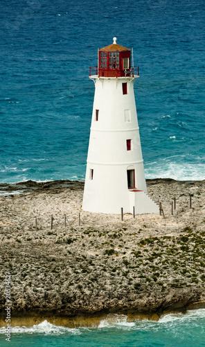 Fototapeten,leuchtturm,bahamas,karg,landschaft