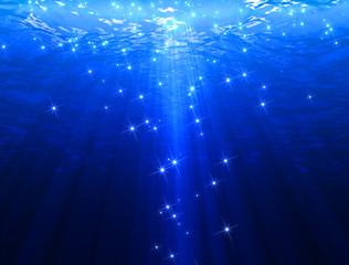 水中イメージ