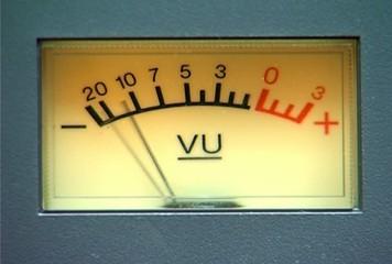 VU Meter - Signal Level