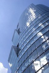 glass tower - vienna - by congress-center