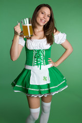 St. Patricks Day Girl