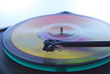 glass turntable