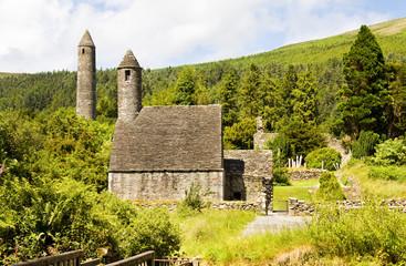Saint Kevin Church (Kitchen)  - symbol of Ireland