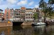 Holland, Niederlande, Haupstadt Amsterdam