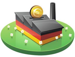 Investitionen in deutsche Unternehmen
