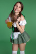 Irish Beer Woman