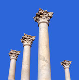 ancient greek pillars