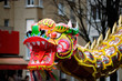 nouvel an chinois - dragon