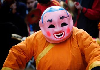 nouvel an chinois - Bouddha
