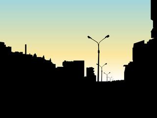 City landscape2