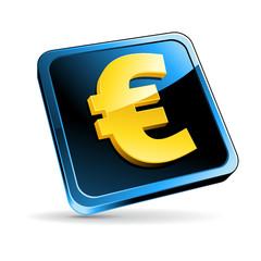 Euro money button