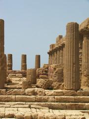 Particolari del Tempio di Giunone