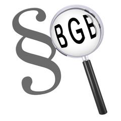 Pargraph BGB Lupe