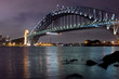 Sydney Bridge 1 Night
