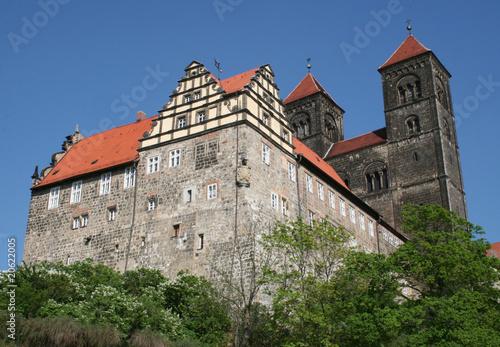 Schloß Quedlinbúrg