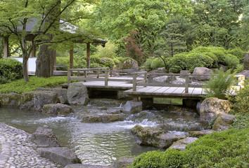 Parkanlage of Silenc Japan
