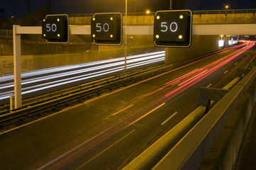 Motorway Information System
