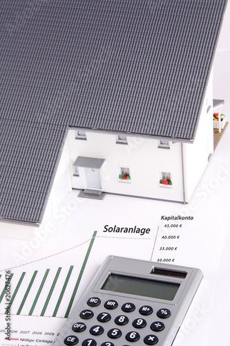 Kapitalertrag von Solarstrom