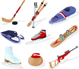 Winter sport, tools