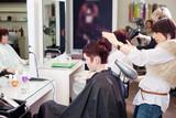 Fototapety frisörsalon