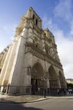 Notre Dame daytime poster