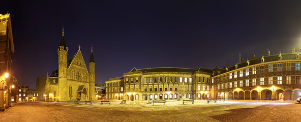 Dutch house of parliaments
