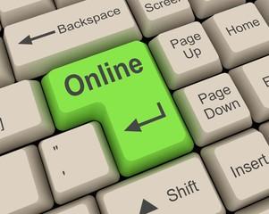 Online Key