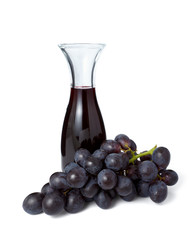 wine grapes alcohol drink
