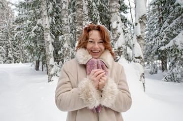 Winters portrait