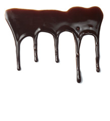 chocolate syrup leaking liquid sweet food