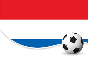 Holland football world cup background