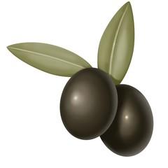 2 olive nere