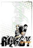 rugby background 1