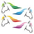 Pferdekopf Logo - 20666898