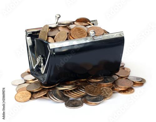 Кошелёк для монет.