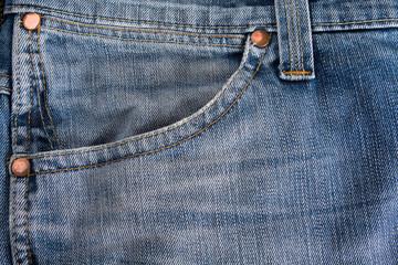 tasca jeans davanti