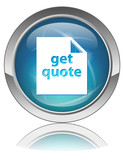 GET QUOTE Web Button (Price Contract Customer Service Contact) poster