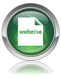 WEBZINE Web Button (Read Information Magazine Online Internet) poster