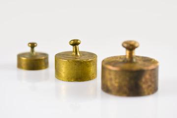 Three weights