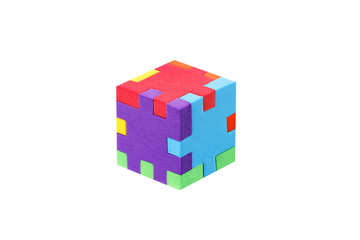 Puzzle Würfel