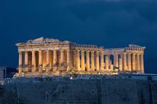 Athens Akropolis Parthenon