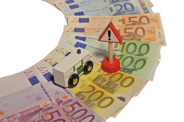 Geld, Maut, Straßenverkehr