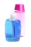 Colorful Liquid Soap Bottles