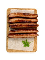 Cooked Pork Sausages