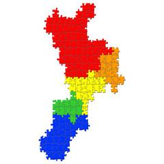 Puzzle Calabria