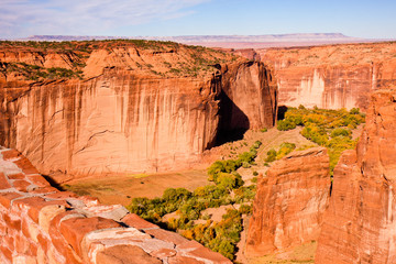 Canyon de Chelly Vista