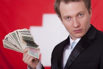 money in switzerland