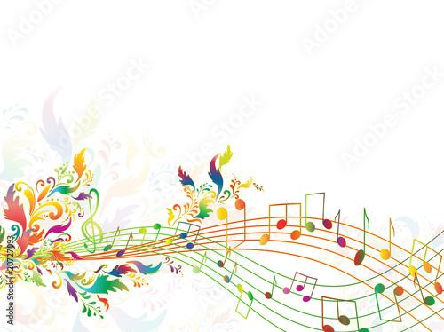 rainbow notes - 20727093