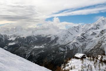 Comprensorio scistico della Valmalenco - Italy