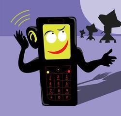 cute cellphone